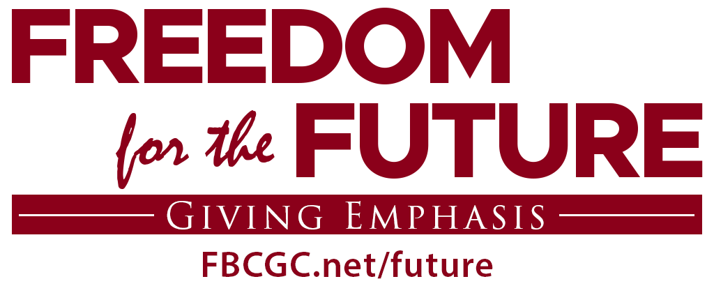 Freedom for the Future