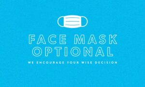 Face Mask Optional